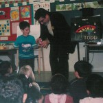 Career Day at Roscomare Elementary