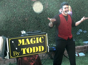 Todd the Magician